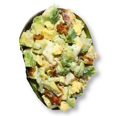 Bacon & Egg Guacamole