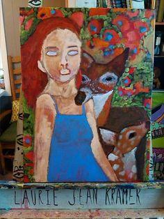 Work in progress-Laurie Jean Kramer