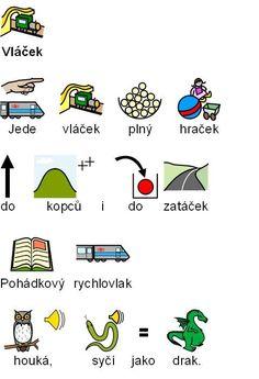 obrcl-rozkrokovane-basnicky-50-342 479×702 pixel Peanuts Comics, Logo, Ms, Autism, Logos, Environmental Print