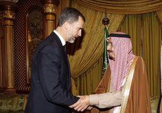 El rey viaja esta semana a Arabia Saudí con la intención de cerrar la venta de cinco corbetas