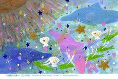 Seas, Diagram, Cute, Painting, Image, Design, Kawaii, Painting Art