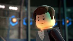 A LEGO Animation of the Regeneration of the 11th Doctor From 'Doctor Who'