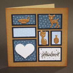 Letterbak-kaart maken tijdens aanschuifworkshop bij Marjolein Zweed Creatief.