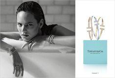 Freja Beha Erichsen - Tiffany & Co. F/W 14