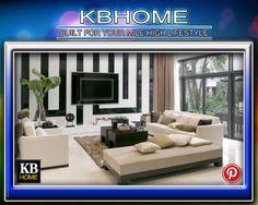 KBhome Modern Home Art Deco Interior Design #KBhome