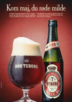 Tuborg 2005 - 2008 by Lars Kirk at Coroflot.com