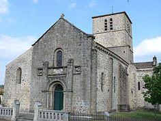 Eglise Saint-Barthélemy. Confolens. Poitou-Charentes