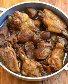 10 Chicken Adobo Recipes You Can Make in 30 Minutes or Less   If you're looking for a new, tasty way to get more protein in your diet, then you're going to love these 10 chicken adobo recipes.