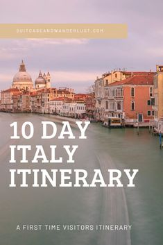 Visit Italy in 10 days and discover these cities. Including hotel tips, train tips and FAQs New Travel, Solo Travel, Italy Travel, Travel Europe, European Destination, European Travel, Italy Culture, Italy Destinations, Great Vacations