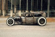 ⚔ RAT ROD ⚔ STEPPIN' OUT.