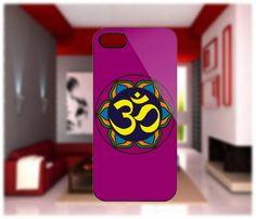 OM Symbol Case For IPhone 5, IPhone 4/4S, Samsung Galaxy S2, Samsung Galaxy S3 Hard Case