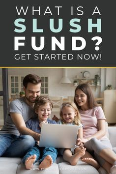 Rainy day fund, fun money, extra spending money… AKA slush fund account! It's time to learn about this great savings account and why you need one in your life! 7 Bank Accounts, Fund Accounting, Rainy Day Fund, Birthday Money, Checking Account, Monthly Budget, Financial Goals, Family Goals, Extra Money