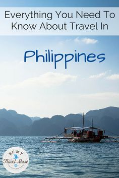 The Philippines has excellent scuba diving, gorgeous beaches, and over 7000 islands. One could explore endlessly! Here are some lesser-known places to see.