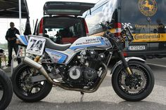 Honda Bold'or Spencer replica....