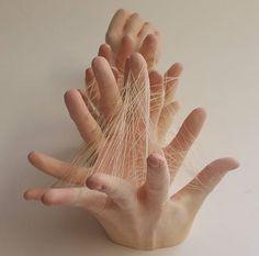 Ronit Baranga sculpture
