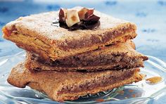 Rigtig hyggeligt, gammeldags bagværk, som er nemt at gå til, når man bruger færdig butterdej.