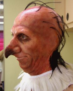 vulture makeup - Google Search