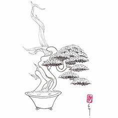 Edson Studio  bonsai essência