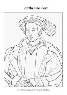 Louis XIV of France coloring page