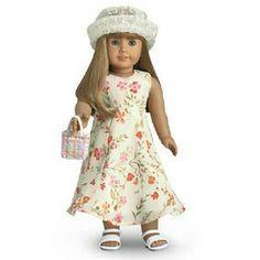 Dolls Selfless Brand *nib* American Girl Fan Club Outfit For Dolls 2019 Latest Style Online Sale 50%