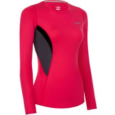 Wiggle | dhb Women's Zelos Long Sleeve Run Top | Long Sleeve Running Tops