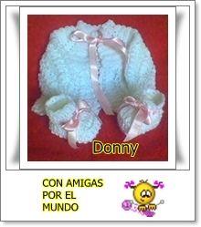 http://tejiendocon-donny.blogspot.com.ar/ camprita tejida a crochet