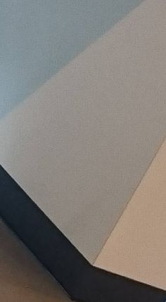 muur vlaken waar je de schaduw vlak ook kunnen zien
