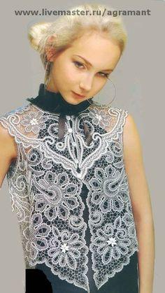 Кружево предметы одежды - Аня Журавлева - Picasa Web Albums