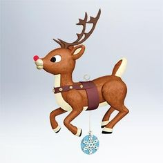Hallmark 2011 Rudolph Saves Christmas -- To view further for this item, visit the image link.