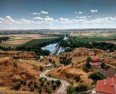 En #Instagram: Río Duero a su paso por Toro  #España #viaje #trip http://ift.tt/2aGwvSm