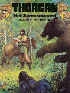 Akim Stripwinkel - Thorgal 18 - Het zonnezwaard, Softcover, Thorgal - Softcover (Lombard)