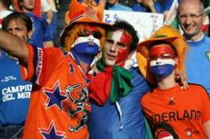 Forza Arancioni, Forza Azzurri!