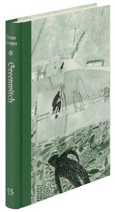 Greenwitch by Susan Cooper - Folio Society edition Book Cover Art, Book Cover Design, Book Design, Book Art, Susan Cooper, Ludwig Bemelmans, Artist At Work, Book Lovers, Illustrators