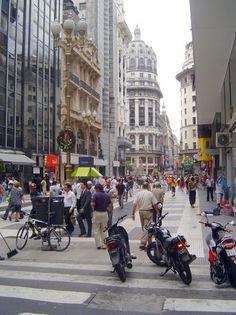 Buenos Aires - Reina del Plata: Peatonal Florida I