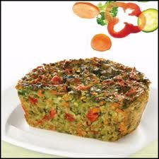 Vegetable Souffle-(Phases 1-4)