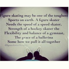 Figure skaters need this and more!!!!!♥♥♥♥♥♥♥
