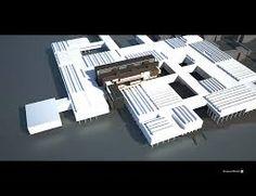 Resultado de imagem para le corbusier marseille plan suites