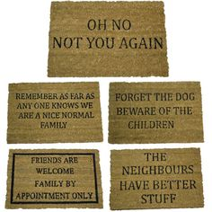 59 ideas front door mat diy stencils for 2019 Front Door Mats, Front Door Decor, Closet Door Handles, Door Letters, Best Front Doors, Stencil Diy, Stencils, Wooden Welcome Signs, Diy Crafts For Home Decor