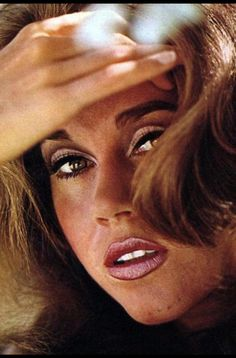 Jane Fonda Hairstyles, The Game Is Over, Barbarella, Mick Jagger, Movie Stars, Amazing Women, Style Icons, Pin Up, Hollywood