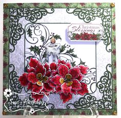 Christmas Blessings by SueMB - Cards and Paper Crafts at Splitcoaststampers