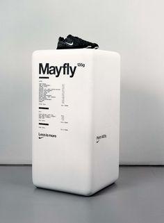 Nike Laser/Mayfly/V-series — Spin