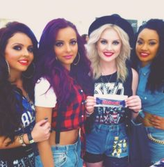 Little Mix! I get to see them in February!!!