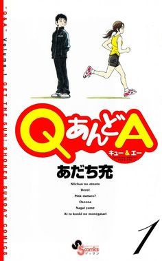 "MySf Short Short Reviews looks at ""Q and A"", a slightly fantastical manga series by Mitsuru Adachi, author of ""Cross Game""."