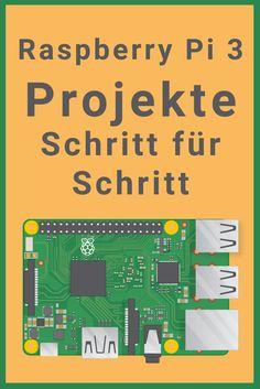 Raspberry Pi 3 Projekte Schritt für Schritt erklärt. Auf diesen Youtube Kanal findet ihr viele Raspberry Pi Projekte zum Nachmachen. Raspberry Pi Ambilight, Raspberry Pi Kodi, Rapsberry Pi Raspbian uvm. | Praspberry Pi Projects in German