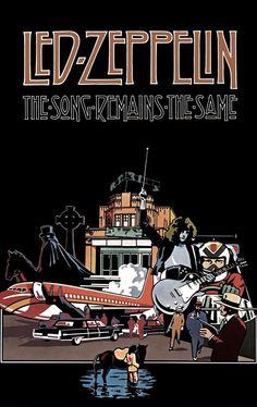 #Led_Zeppelin #TheSongRemainsTheSame #MyMusic