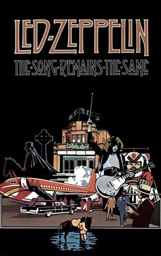 #Led_Zeppelin #TheSongRemainsTheSame #MyMusic