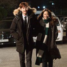 Pinocchio BTS - ep 10 - Lee Jong Suk | Park Shin Hye
