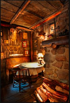 Cold Spring Tavern interior