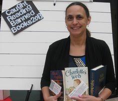 Banned Books Week Mug Shot!