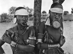 sebastiao salgado-ETHIOPIA'S NOMAD WARRIORS